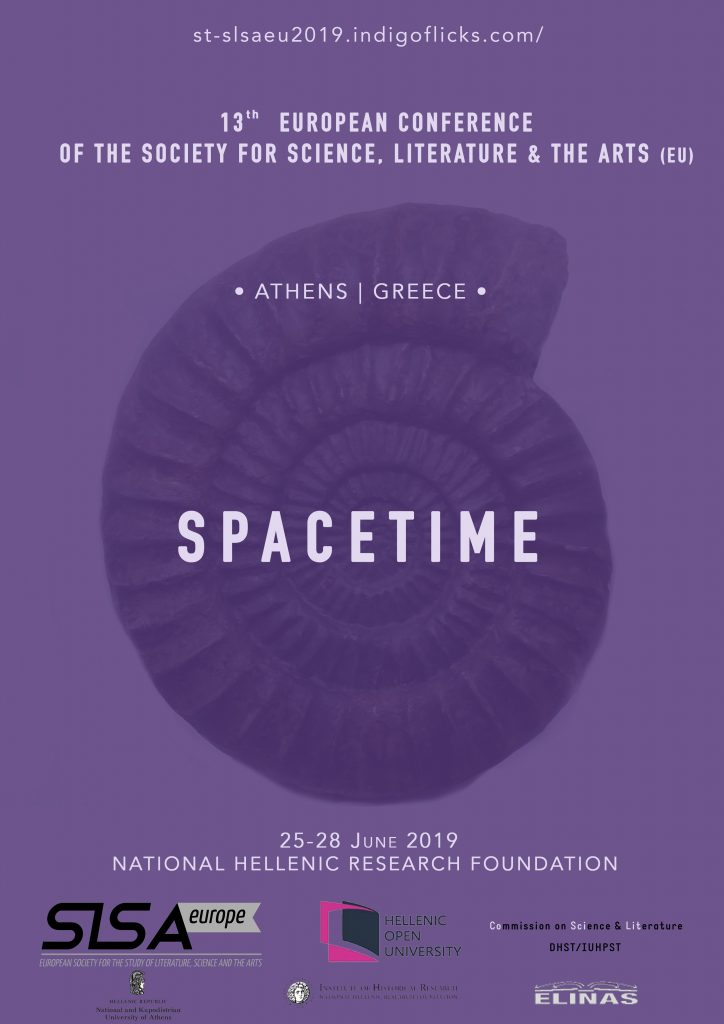 Website SLSAeu Conference 2019 in Athens, 25-28 June